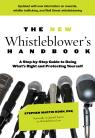 link and cover image for the book The New Whistleblower's Handbook: A Step-By-Step Guide To Doing What's Right And Protecting Yourself
