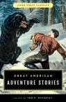 link and cover image for the book Great American Adventure Stories: Lyons Press Classics