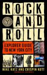 link and cover image for the book Rock and Roll Explorer Guide to New York City