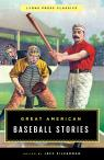 link and cover image for the book Great American Baseball Stories: Lyons Press Classics