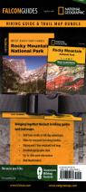 link and cover image for the book Best Easy Day Hiking Guide and Trail Map Bundle: Rocky Mountain National Park, 3rd Edition