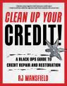 link and cover image for the book Clean Up Your Credit!: A Black Ops Guide to Credit Repair and Restoration