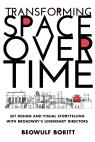 link and cover image for the book Transforming Space Over Time: Set Design and Visual Storytelling with Broadway's Legendary Directors