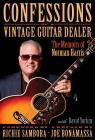 link and cover image for the book Confessions of a Vintage Guitar Dealer: The Memoirs of Norman Harris