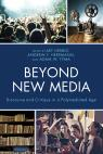 link and cover image for the book Beyond New Media: Discourse and Critique in a Polymediated Age