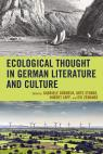link and cover image for the book Ecological Thought in German Literature and Culture
