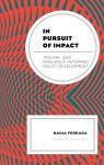 link and cover image for the book In Pursuit of Impact: Trauma- and Resilience-Informed Policy Development