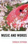 link and cover image for the book Music and Words: Producing Popular Songs in Modern Japan, 1887–1952