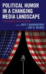 link and cover image for the book Political Humor in a Changing Media Landscape: A New Generation of Research