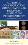link and cover image for the book Aid Donor Collaboration, Organizational Behavior, and Aid Flow Predictability: Not Your Father's Bureaucracy