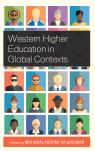 link and cover image for the book Western Higher Education in Global Contexts