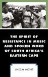 link and cover image for the book The Spirit of Resistance in Music and Spoken Word of South Africa's Eastern Cape