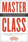 link and cover image for the book Master Class: Teaching Advice for Journalism and Mass Communication Instructors