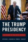 link and cover image for the book The Trump Presidency: Outsider in the Oval Office