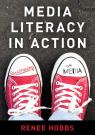 link and cover image for the book Media Literacy in Action: Questioning the Media