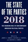 link and cover image for the book The State of the Parties 2018: The Changing Role of Contemporary American Political Parties