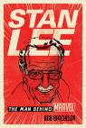 link and cover image for the book Stan Lee: The Man behind Marvel