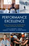 link and cover image for the book Performance Excellence: Stories of Success from the Real World of Sport and Exercise Psychology
