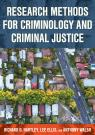 link and cover image for the book Research Methods for Criminology and Criminal Justice