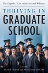 link and cover image for the book Thriving in Graduate School: The Expert's Guide to Success and Wellness