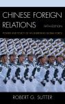 link and cover image for the book Chinese Foreign Relations: Power and Policy of an Emerging Global Force, Fifth Edition
