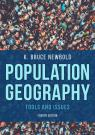 link and cover image for the book Population Geography: Tools and Issues, Fourth Edition