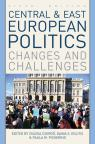 link and cover image for the book Central and East European Politics: Changes and Challenges, Fifth Edition