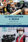 link and cover image for the book Globalization and Media: Global Village of Babel, Fourth Edition