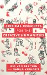 link and cover image for the book Critical Concepts for the Creative Humanities