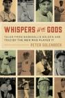 link and cover image for the book Whispers of the Gods: Tales from Baseball's Golden Age, Told by the Men Who Played It