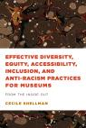 link and cover image for the book Effective Diversity, Equity, Accessibility, Inclusion, and Anti-Racism Practices for Museums: From the Inside Out