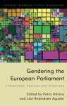 link and cover image for the book Gendering the European Parliament: Structures, Policies, and Practices