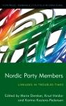 link and cover image for the book Nordic Party Members: Linkages in Troubled Times