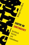 link and cover image for the book Sartre on Contingency: Antiblack Racism and Embodiment