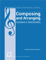 link and cover image for the book Composing and Arranging: Standard 4 Benchmarks