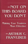 link and cover image for the book Not on This Board You Don't