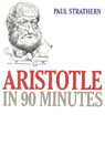 link and cover image for the book Aristotle in 90 Minutes