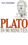 link and cover image for the book Plato in 90 Minutes