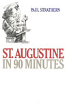 link and cover image for the book St. Augustine in 90 Minutes