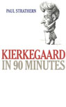 link and cover image for the book Kierkegaard in 90 Minutes