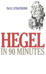 link and cover image for the book Hegel in 90 Minutes