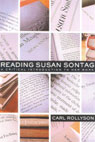 link and cover image for the book Reading Susan Sontag: A Critical Introduction to Her Work