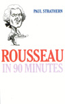 link and cover image for the book Rousseau in 90 Minutes