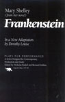 link and cover image for the book Frankenstein