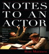 link and cover image for the book Notes to an Actor
