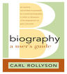 link and cover image for the book Biography: A User's Guide