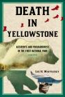 link and cover image for the book Death in Yellowstone: Accidents and Foolhardiness in the First National Park, Second Edition