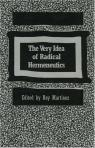 link and cover image for the book The Very Idea of Radical Hermeneutics