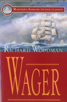 link and cover image for the book Wager