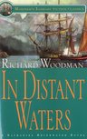 link and cover image for the book In Distant Waters: #8 A Nathaniel Drinkwater Novel